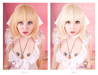 Chobits transformation