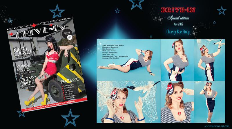 Drive In Magazine