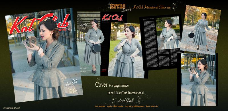 Retro Lovely International edition